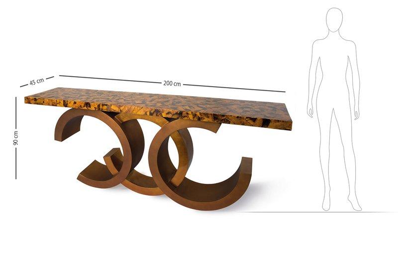 Cs medium side table cravt original treniq 6