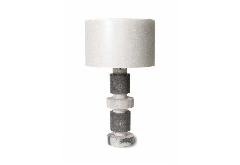 Different round table lamp cravt original treniq 1