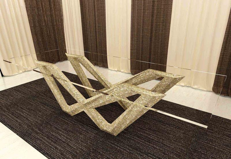 Anvi lush dining table  crescent dining table anvi lifestyle treniq 1 1509084976774