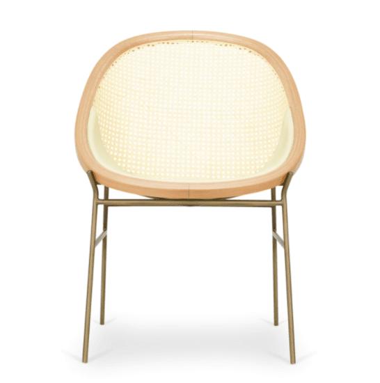 Eclipse dining chair by lattoog kelly christian designs ltd treniq 1 1509438607851