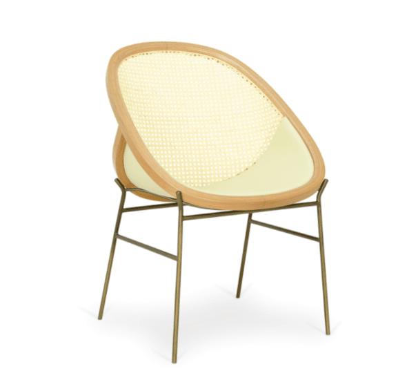 Eclipse dining chair by lattoog kelly christian designs ltd treniq 1 1509438607853