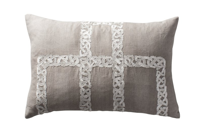 La t%c3%a8ne embroidered small lumbar cushion aztaro ltd. treniq 1 1509797386936
