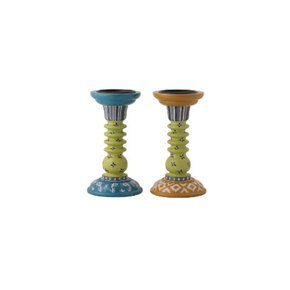 Hand-Painted-Blue-&-Green-Candle-Holders_Auraz-Design_Treniq_0