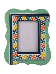 Hand-Painted-Summer-Photoframe_Auraz-Design_Treniq_1