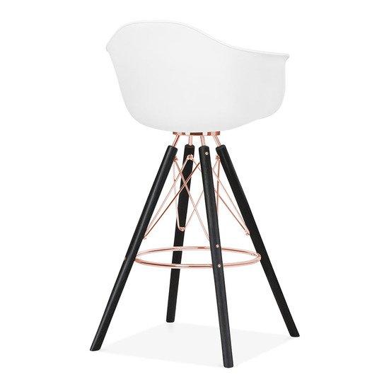 Moda bar stool with armrest cd3  cult furniture treniq 13 1510072004400