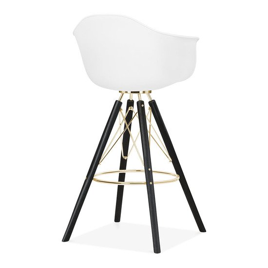 Moda bar stool with armrest cd3  cult furniture treniq 13 1510072007503