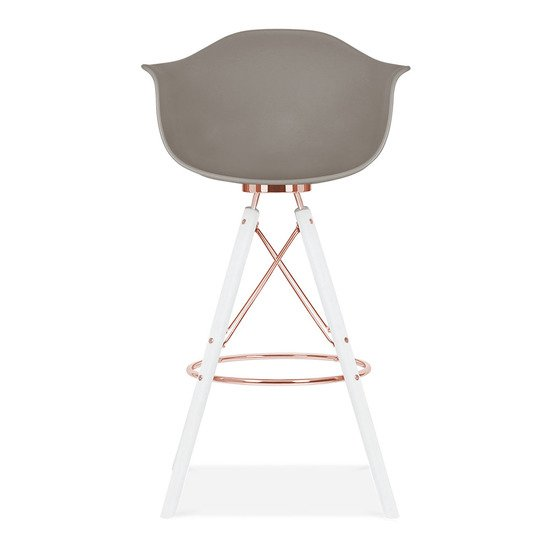 Moda bar stool with armrest cd3  cult furniture treniq 13 1510072009200