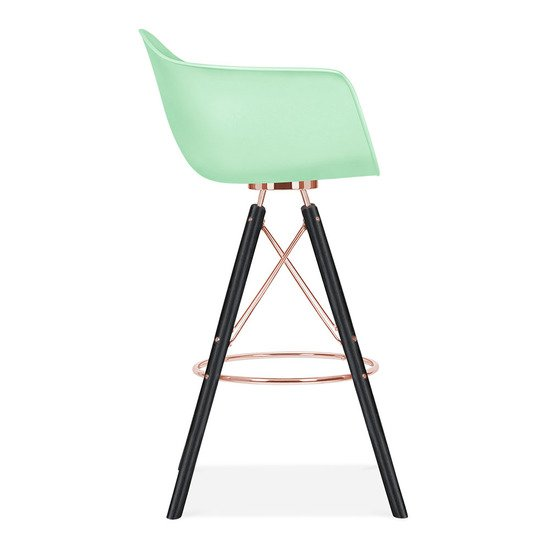 Moda bar stool with armrest cd3  cult furniture treniq 13 1510072011944