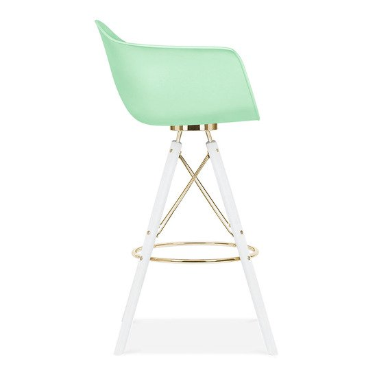 Moda bar stool with armrest cd3  cult furniture treniq 13 1510072012075