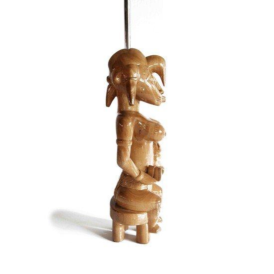 Senoufu maternity statue with ine baby avana africa treniq 1 1510233909975