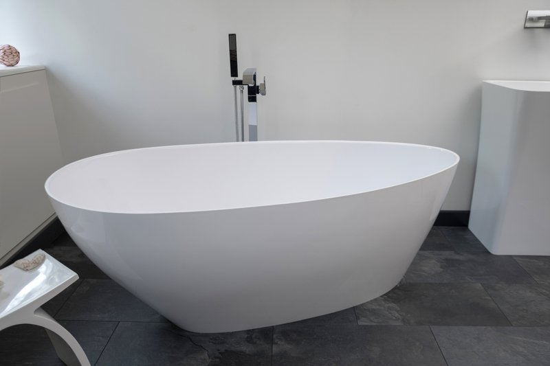 Modena freestanding stone cast bath b%c3%a4dermax treniq 1 1510241449160