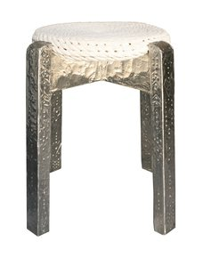 White-And-Craft-Restyled-Wood-Stool_Habitat-Improver-Furniture-Restyle-And-Applied-Arts_Treniq_0
