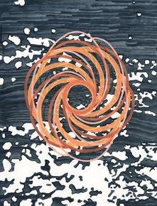 Autumnal-Spiral_Katie-Brennan-Contemporary-Artist_Treniq_0