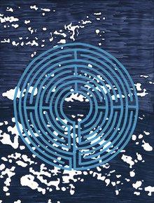 Labyrinth_Katie-Brennan-Contemporary-Artist_Treniq_0