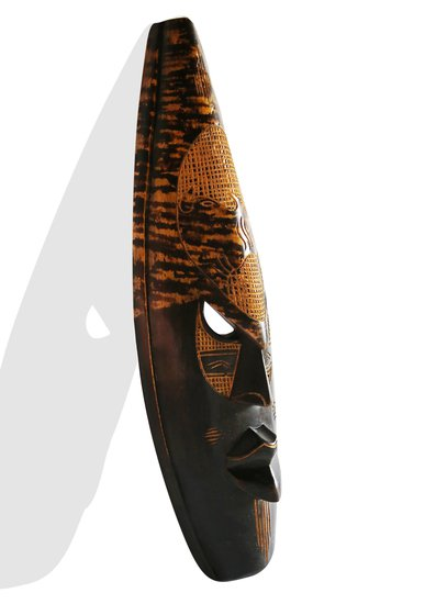 Ghanian dark spotted rhino mask avana africa treniq 1 1510423574713