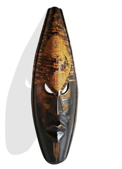 Ghanian dark spotted rhino mask avana africa treniq 1 1510423574703