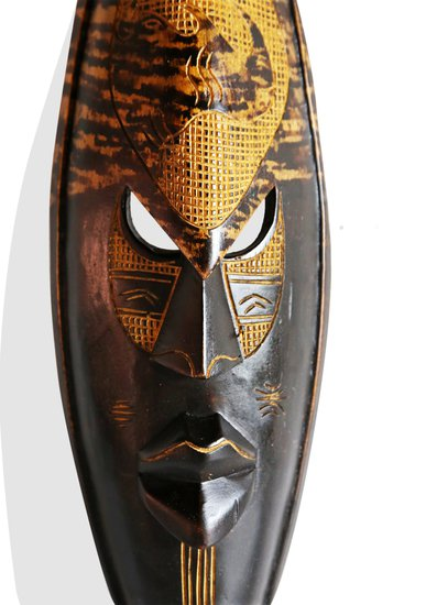 Ghanian dark spotted rhino mask avana africa treniq 1 1510423574707