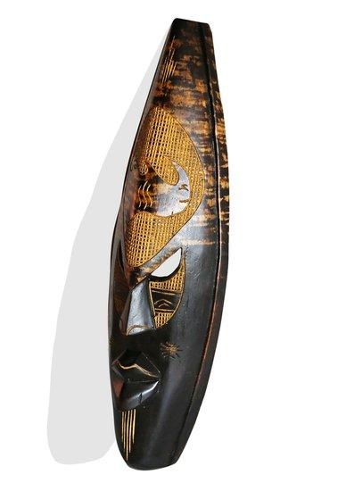 Ghanian dark spotted rhino mask avana africa treniq 1 1510423574716