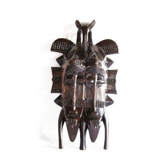 Senoufu twin kpelie mask avana africa treniq 1 1510425811898