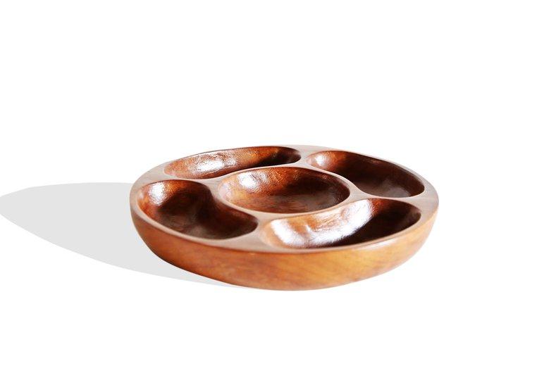 5 sectiined round tray avana africa treniq 1 1510426243477