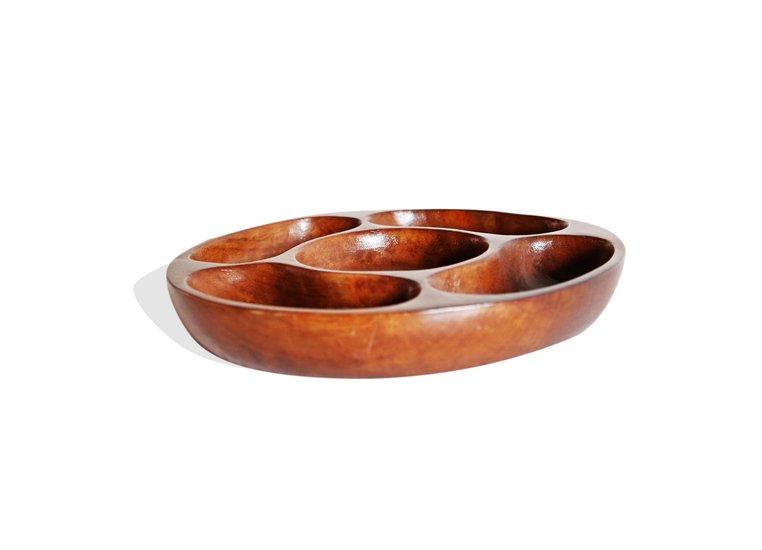 5 sectiined round tray avana africa treniq 1 1510426243490