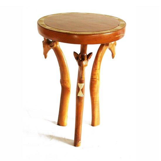 3 legged giraffe head table avana africa treniq 1 1510427055501