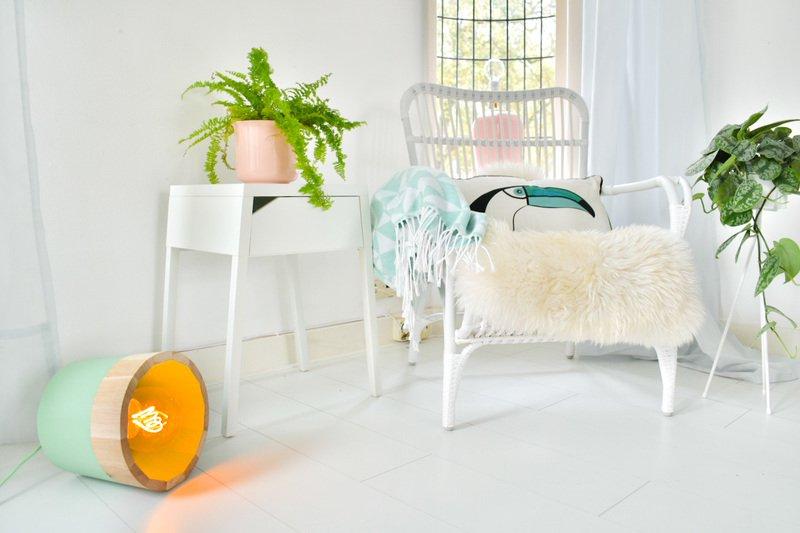 Kikke   hebbe boost floor lamp   mint  kikke hebbe treniq 2 1510570052139