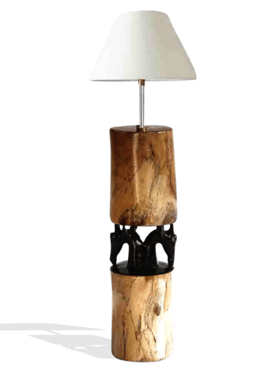 Double sided giraffe lamp avana africa treniq 1 1510586673870