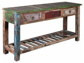 Indian-Reclaimed-Wood-Console-Table-With-3-Drawer_Shakunt-Impex-Pvt.-Ltd._Treniq_0