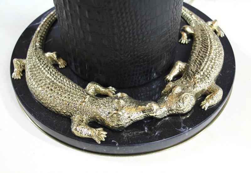 Reptilian floor lamp koket treniq 4