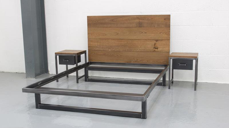 Vintage industrial cast iron luxurious bed  shakunt impex pvt. ltd. treniq 1 1511258349331