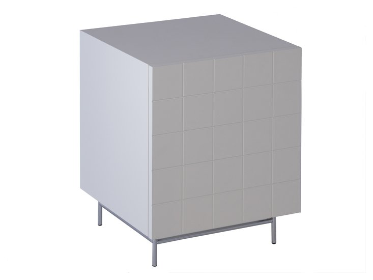 Bedside cabinet   barcelona white right side hinged gillmorespace limited treniq 1 1511974123541