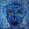 Masquerade painting annetje van der sluis art treniq 1 1512056357574