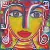 Khaleesi painting annetje van der sluis art treniq 1 1512056703392