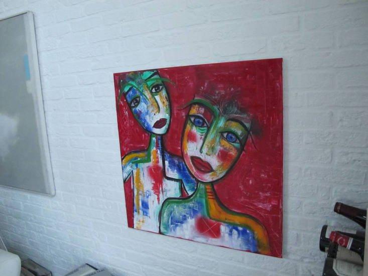 Untitled painting annetje van der sluis art treniq 1 1512056804193