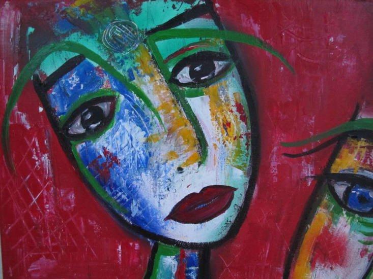 Untitled painting annetje van der sluis art treniq 1 1512056804195