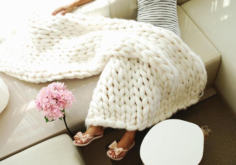 Blanket arm knitting by vs treniq 1 1512064510409