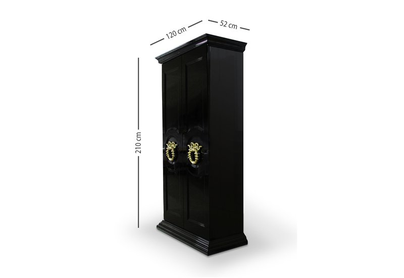 Parisian armoire koket treniq 6