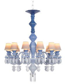 Belle-De-Nuit-12-Lights-Blue_Lladro_Treniq_0