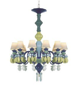Belle-De-Nuit-12-Lights-Green_Lladro_Treniq_0