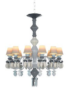 Belle-De-Nuit-12-Lights-Black_Lladro_Treniq_0