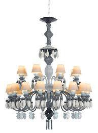Belle-De-Nuit-24-Lights-Black_Lladro_Treniq_0