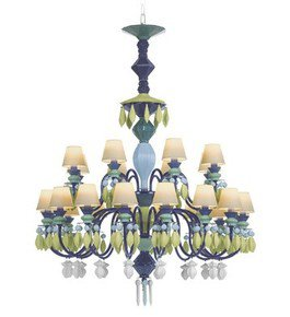 Belle-De-Nuit-24-Lights-Green_Lladro_Treniq_0