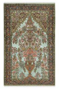 Floral-Guldasta-Woolen-Silk-Area-Rug_Yak-Carpet-_Treniq_0
