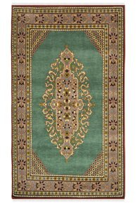 Emerald-Medallion-Handknotted-Carpet_Yak-Carpet-_Treniq_0