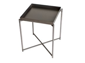 Iris-Square-Tray-Top-Side-Table-Gun-Metal-Top-With-Gun-Metal-Frame_Gillmore-Space-Limited_Treniq_0