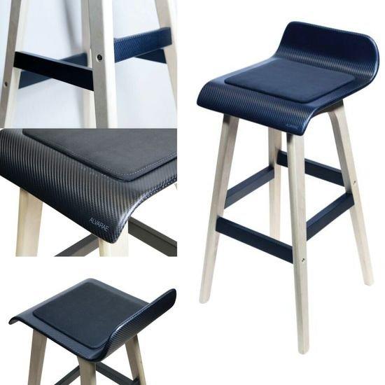 Custom designed bar stool alvarae design studio treniq 3 1513232466607
