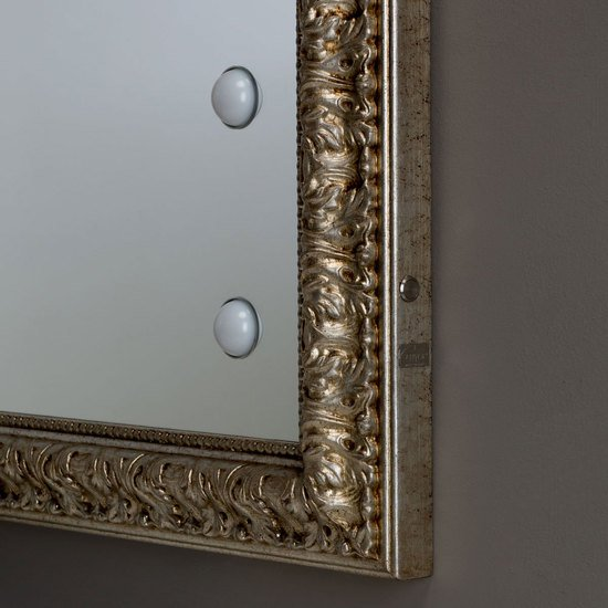 Lighted mirror mf193 gold leaf vintage chiara ferrari treniq 1 1513265491664