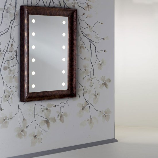 Lighted mirror mf356a leader lunaire* chiara ferrari treniq 1 1513267153178