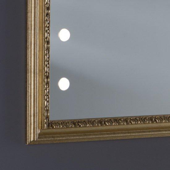 Lighted mirror mf110 p vintage gold* chiara ferrari treniq 1 1513267987722